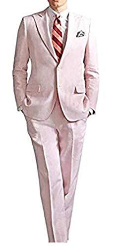 Leonardo Dicaprio Stylish The Great Gatsby Pink 3 Piece -