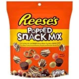REESE'S Popped Snack Mix (Pack of 24)
