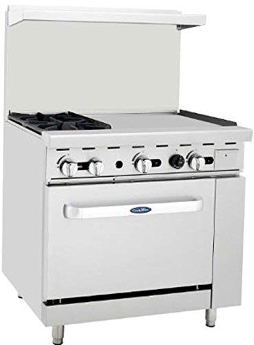 stove commercial 2burner - 2