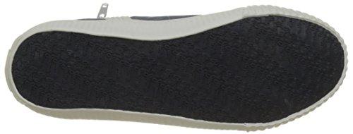 Pepe Jeans Dame Industrien Almindelig 18 Sneaker Blau (soho Blå) RZ2FBzeeV