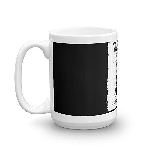Jar Jar Binks Wanted Dead or. Dead. 15 Oz Ceramic Glossy Mugs Gift For Coffee Lover Unique Coffee Mug, Coffee Cup