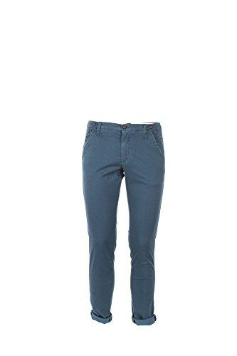 Pantalone Uomo Squad 44 Blu Bbc8017 Primavera Estate 2017