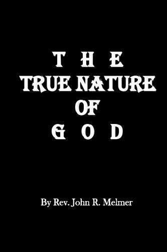 Download True Nature of God pdf epub