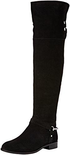 Carvela Tripp 7901200209, Botas Altas Mujer Negro