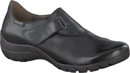 Mephisto Women's Luce,Black Leather,US 6.5 M by Mephisto