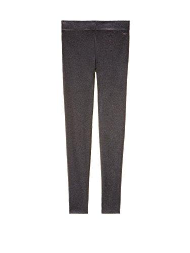 Victoria's Secret PINK Lounge Legging Pant Large Dark Grey