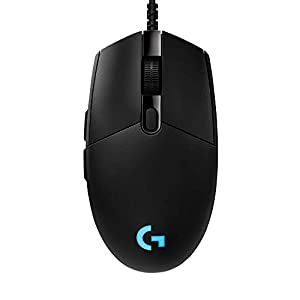 Logitech G PRO Hero Gaming Mouse - Black