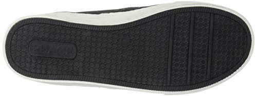 The Children's Place Boys' Slip Sneaker, BLACK02, Youth 1 Child US Little Kid by The Children's Place (Image #3)