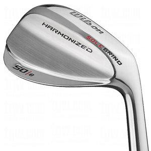 Amazon.com : Wilson Sporting Goods Harmonized Golf Pitch Wedge, Right Hand, Steel, Wedge, 50