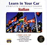 img - for Learn in Your Car Italian Three-Level Set with Book(s) book / textbook / text book