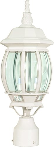 Nuvo Lighting 60/897 Central Park Outdoor Post
