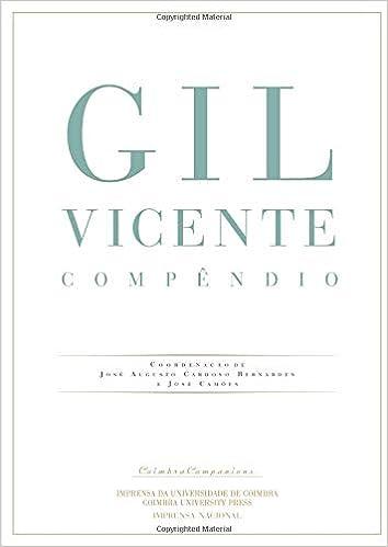 Gil Vicente: Compêndio