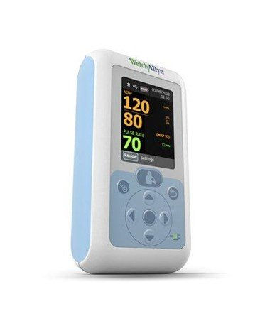 Welch Allyn 34XFST-B Connex ProBP 3400 Digital Blood Pressure Device with SureBP and Mobile Stand (Mobile Allyn Stand Welch)