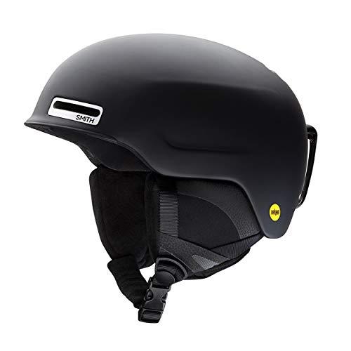 - Smith Men's Maze With MIPS Snow Ski Helmet Matte Black Small