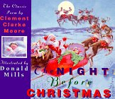 The Night Before Christmas Board Book: The Classic Poem (Socks For Christmas Poem)
