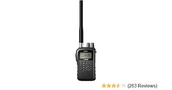 Handheld Marine Scanner Digital Radio Monitor Fire Department Channel Air Band
