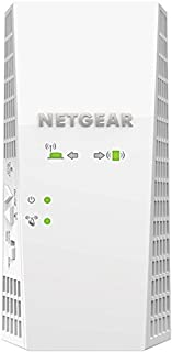 NETGEAR WiFi Mesh Range Extender EX7300 - Coverage up to 2000 sq.ft. and 35 devices with AC2200 Dual Band Wireless Signal Booster & Repeater (up to 2200Mbps speed), plus Mesh Smart Roaming (B01D6JEMWS) | Amazon price tracker / tracking, Amazon price history charts, Amazon price watches, Amazon price drop alerts