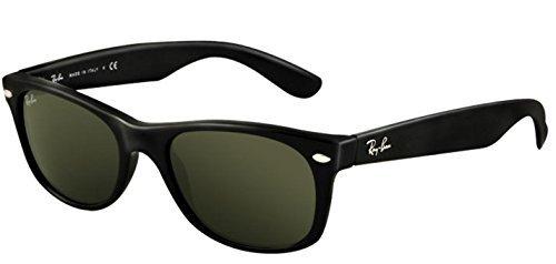 Ray Ban RB Wayfarer SUnglasses- Black frameBlack lens