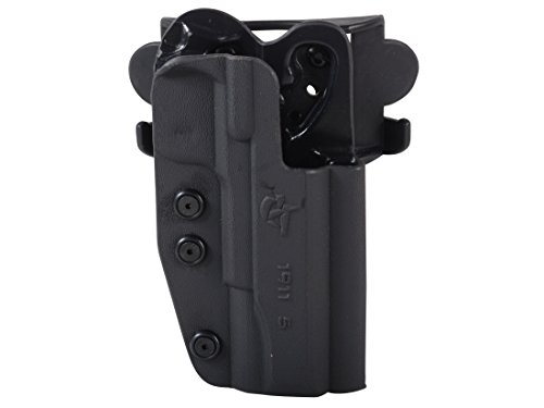 Comp-Tac International Belt Holster Right Hand FN FNX-45 Kydex Black