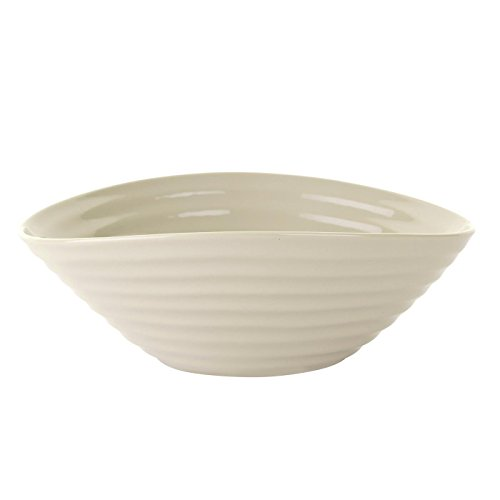 Portmeirion Sophie Conran Pebble Cereal Bowl, Set of (Conran White Cereal Bowl)