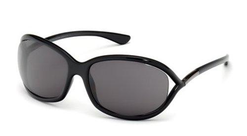 Tom Ford FT0008 Jennifer Sunglasses 199 Shiny - Glasses Tom Ford Jennifer