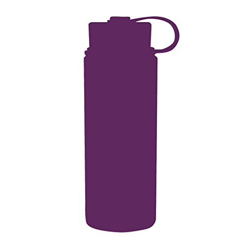 MIRA 32 Oz Stainless Steel Vacuum Insulated Wide Mouth Water Bottle | Thermos Keeps Cold for 24 Hours, Hot for 12 Hours | Double Wall Powder Coated Travel Flask | Iris by MIRA (Image #1)
