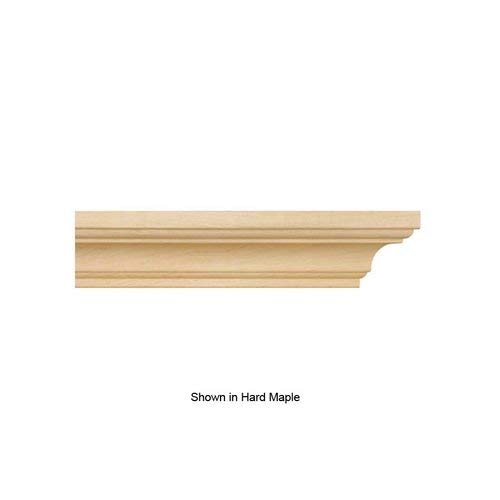 Simplicity Crown Moulding Unfinished Cherry
