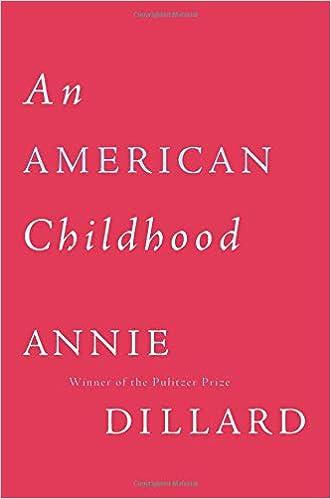An American Childhood: Annie Dillard: 9780060915186: Amazon