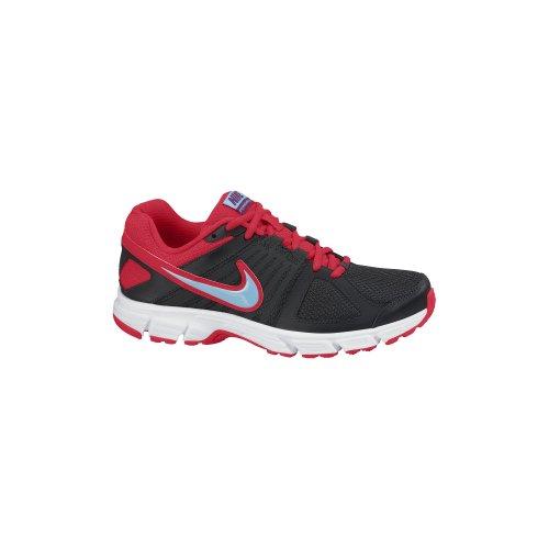 Nike Wmns Downshifter 5 MSL - Zapatillas de correr para mujer Negro / Rojo