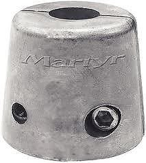 NEW MARTYR ANODES ANODE DE-ICER ALUMINUM MTR - Package Canada To Usps Track