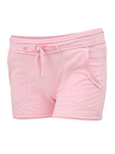 Kavio! Junior Raw Edge Short with Pockets Baby Pink XL