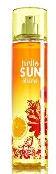 (Bath & Body Works Hello Sunshine Fine Fragrance Mist 8 Oz)