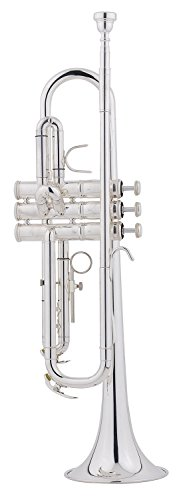 Jean Baptiste TP483S Silver Plated Trumpet