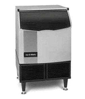 Ice-O-Matic ICEU220HA Air Cooled 238 lb/24 Hour Undercounter Cube Ice Maker