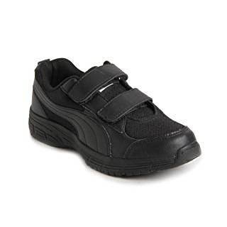 5c5cc07ab1b Puma Unisex Bosco Inf Black Sports Shoes - 10C UK India  Buy Online at Low  Prices in India - Amazon.in