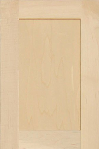 Unfinished Maple Shaker Cabinet Door By Kendor 18h X 12w