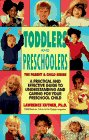 Toddlers and Preschool, Lawrence Kutner, 0380713535