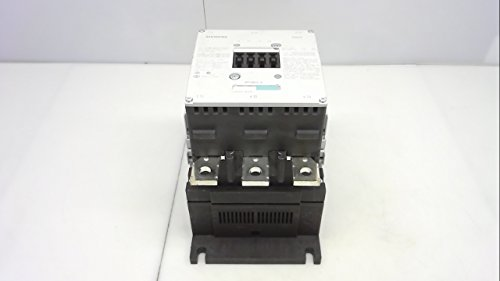 Siemens 3RT10 65-6AB36 Motor Contactor, 3 Poles, S10 Frame Size ...