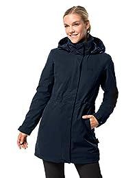 Jack Wolfskin Women's Ottawa 3-in-1 Waterproof Insulated Long Parka Jacket