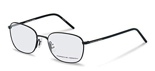 Porsche Design Eyeglasses P8331 A Black 51-18 - Men's (Porsche Design Eyewear)