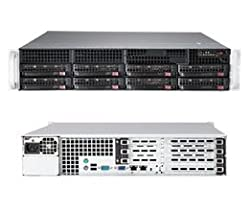 New Supermicro 2U SuperServer SYS-6027R-TDT+ with full warranty