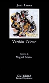 Version celeste/ Blue Version (Letras hispanicas/ Hispanic Writings) (Spanish Edition)