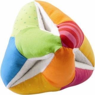 Haba Fabric Ball (Fabric ball Tricorn Triangle)
