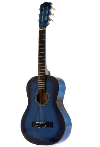 Star Kids Acoustic Toy Guitar 31 インチ Color Blue, CG5126-BL アコースティックギター アコギ ギター (並行輸入) B00I898J2G