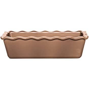 Amazon Com Emile Henry Made In France Ruffled Loaf Pan 9