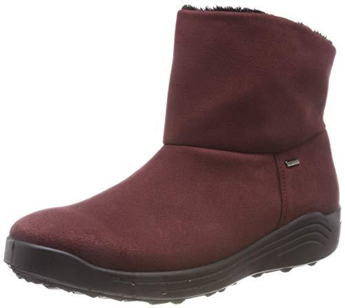 10 Romika Stivaletti Soft Madera 410 Boots bordo Red 5rq7rZ