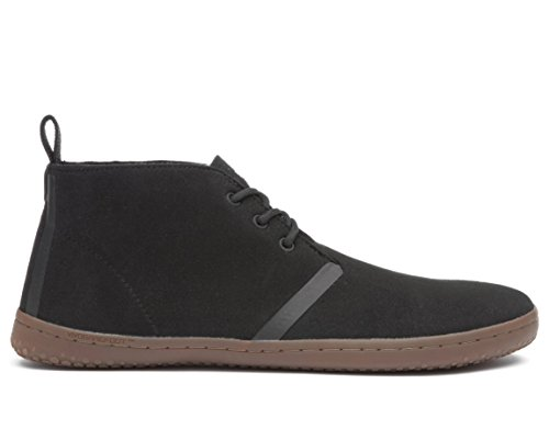 Suede Noir Vivobarefoot Chaussures Gobi Femme II Black Eco OxXOIgqwA