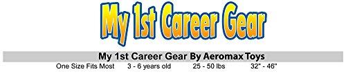 Aeromax My 1st Career Gear: conjunto completo de juegos de rol de calidad orientados a la carrera: 1CGA