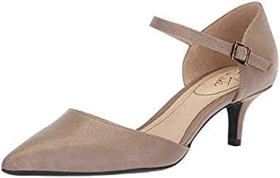 LifeStride Womens Poppy Beige Size: 5