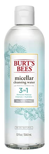 Burt's Bees Micellar Cleansing Water,  12 Ounces